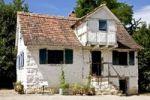 Thumbnail Old farmhouse, Alsace, France
