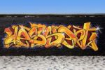 Thumbnail Graffiti on a wall