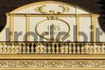Thumbnail Straubing Lower Bavaria Germany town square detail of a facade