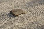 Thumbnail Japanese stone garden