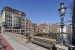 Thumbnail Hohe Bruecke bridge and old houses of the Deichstrasse street, Neustadt district, hanseatic city Hamburg, Germany, Europe