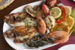 Thumbnail Mixed fish platter, La Palma, Canary Islands, Spain
