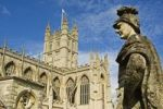 Thumbnail Roman thermae, Bath, Somerset, South of England, England, Great Britain, Europe