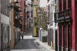 Thumbnail Calle Anselmo Pérez de Brito, historic town of Santa Cruz de la Palma, La Palma, Canary Islands, Spain
