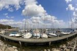 Thumbnail Yachts in Kastrup harbour, Denmark, Europe