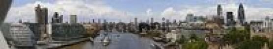 Thumbnail Londons skyline, England