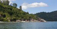 Thumbnail Bay near Anse Goumement near Pointe Lazare, Mahe Island, Seychelles, Indian Ocean, Africa