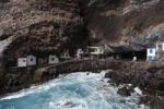 "Thumbnail Settlement in a cave, Poris de Candelaria near Tijarafe, ""Pirate Bay"", La Palma, Canary Islands, Spain, Europe"