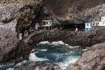 "Thumbnail Houses in a cave, Poris de Candelaria near Tijarafe, ""Pirate Bay"", La Palma, Canary Islands, Spain, Europe"