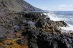 "Thumbnail Tide pool in rocky coast, ""Paisaje protegido del Remo"" Nature Reserve, La Palma, Canary Islands, Spain, Europe"