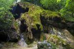 Thumbnail Schleierfaelle water falls, Ammergau, Upper Bavaria, Bavaria, Germany, Europe