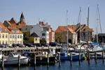 Thumbnail The harbour in Faaborg, Funen, Denmark, Europe
