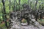Thumbnail ruin Frauenstein near Winklarn , Bavaria Germany