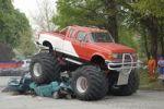 Thumbnail Monster Truck Show, Bergisch Gladbach-Refrath, North Rhine-Westphalia, Germany, Europe