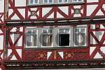 Thumbnail timber framed facade in town of Butzbach, Hesse, Germany
