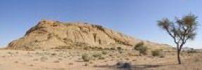 Thumbnail Namibias Ayers Rock, Namib-Naukluft National Park, Namibia, Africa