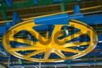 Thumbnail Traction wheel cabel car Grimentz Valais Switzerland