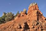 Thumbnail Rock formation in Red Canyon, Dixie National Forest, Utah, USA