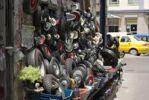Thumbnail Wheels, street vendor, Istanbul, Turkey, Europe, Asia