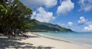 Thumbnail Look on Beau Vallon Bay, Mahe Island, Seychelles, Indian Ocean, Africa