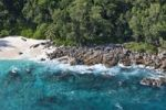 Thumbnail The coast at Grand Anse beach, Island of Mahe, Seychelles, Indian Ocean, Africa