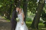 Thumbnail Wedding couple in the spa park, Bad Schwartau, Schleswig-Holstein, Germany, Europe