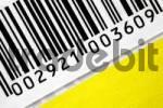 Thumbnail barcode, identification code, macro