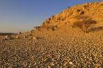 Thumbnail Rocky desert landscape near Sinaw, Sharqiya Region, Sultanate of Oman, Arabia, Middle East