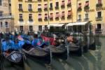 Thumbnail Gondolas Venice Italy