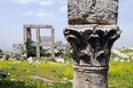 Thumbnail Ruins from the Byzantine era in Daire Simeon, Dead Cities near Aleppo, Syria, Middle East, Asia