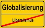Thumbnail German sign city limits, symbolic image for the development from liberalism to globalism