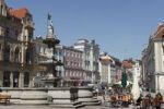 Thumbnail Town square, Steyr, Upper Austria, Austria, Europe
