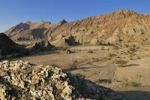 Thumbnail Rocky desert landscape, Hajar ash Sharqi Mountains, Sharqiya Region, Sultanate of Oman, Arabia, Middle East