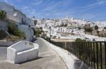 Thumbnail View of a part of the Old Town in Vejer de la Frontera, Andalusia, Spain, Europe