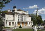 Thumbnail Art Nouveau style theatre, Klagenfurt, Carinthia, Austria, Europe