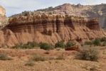 Thumbnail Sandstone formation, Scenic Drive, Capitol Reef National Park, Utah, USA