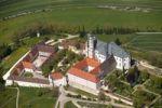 Thumbnail Aerial picture of Neresheim Monastery, Baden-Wuerttemberg, Germany, Europe
