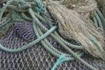 Thumbnail Fishing nets and ropes