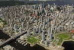 Thumbnail Aerial picture of Vancouver, British Columbia, Canada