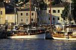 Thumbnail boats in the harbor of Mali Losinj