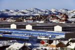 Thumbnail View of apartment buildings in Nuuk, Greenland