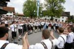 Thumbnail Dance around the maypole in Eurasburg, community Eurasburg, district of Bad Toelz Wolfratshausen, Bavaria, Germany, Europe