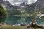 Thumbnail Hinterer Gosausee lake, Dachstein mountain, Dachsteingebirge mountains, Salzkammergut area, Upper Austria, Austria, Europe