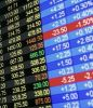 Thumbnail Display of stock market price quotes