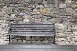 Thumbnail Bench in historic centre of Southampton, England, UK, Europe