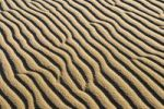 "Thumbnail Waves in the sand of the White Sand Dunes, Bau Ba ""Vietnamese Sahara"", Bao Trang, White Lake, Vietnam, Asia"