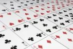 Thumbnail Playing cards, abstract background