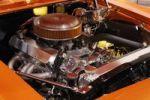 Thumbnail Custom muscle car engine, close-up