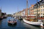 Thumbnail Sailing tour boat in Nyhavn Canal, Copenhagen, Denmark
