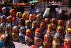 Thumbnail Matroschka, typical russian wood dolls, Kiev, Ukrainia
